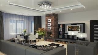 Top Design Living Room - Styles Design Home