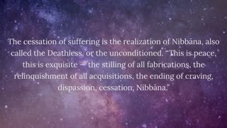 Buddhism: The Four Noble Truths