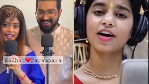 Aigiri Nandini (Mahisasurmardini Stotram _ Sachet parampara   V/s Maithili thakur