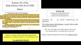 Maricopa audit reveals Federal Grant Fraud.