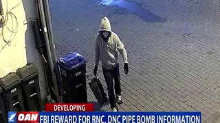 FBI reward for RNC, DNC pipe bomb information
