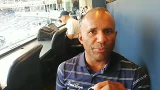 Periodista Daniel habla de Urshela