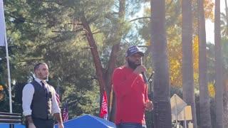 StopTheSteal _ California State Capitol Protest Sacramento, CA Week 4 November 28, 2020 IMG 2821