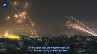 How Israel's Iron Dome Saves Lives