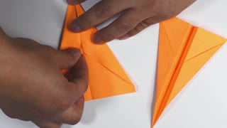 Make A Plane With Paper