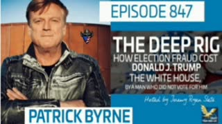 The Deep Rig - Patrick Byrne Interview