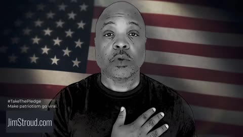 I pledge allegiance to the flag of the United States of America...