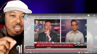 Breaking: Vaccine / Pandemic it's been TRULY EXPOSED ''Reaction video''