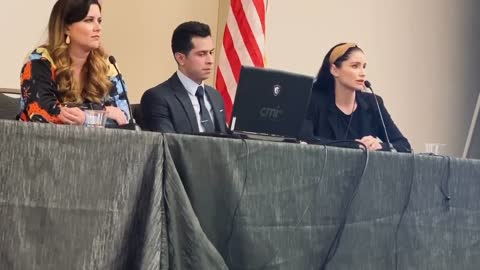 A clip from my panel discussion at The Faith & Freedom Coalition Summit