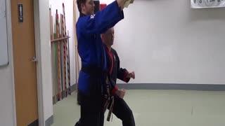 Stretch Kick Break