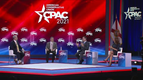 CPAC 2021- Who's the Boss, Where's My Applesauce