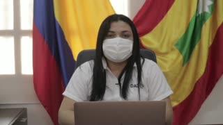 Habilitan nuevas camas UCI para pacientes COVID-19 en Cartagena