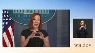 Psaki: Biden SUPPORTS Indoctrinating Children with Critical Race Theory