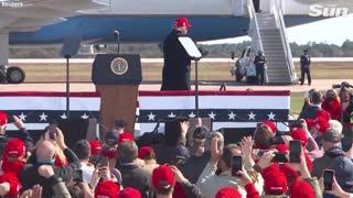 Trump funny election campaign
