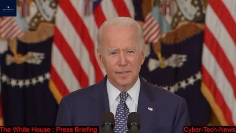 Biden speaks after Senate passes $1 trillion bipartisan infrastructure bill