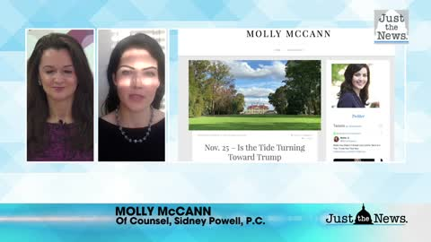 Powell's Molly McCann: Supreme Court has a duty to take Trump team's election fraud cases