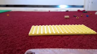 Little Mermaid Lego Tutorial Part 5