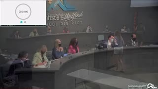 """(VIDEO) DISGUSTING School Board PRESIDENT: """"Jesus F-- Christ, These People"""" After Parent Comment"""