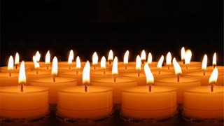 Prayer and Meditation Music by Candle Light