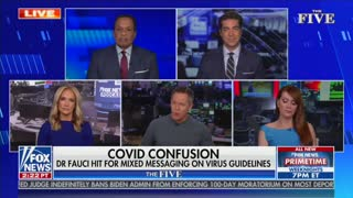 Jesse Watters Says Mask-Shaming Shifts Blame From China To Trump Supporters