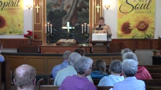 Sunday Service for May 30, 2021