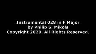 Instrumental 028 in F Major