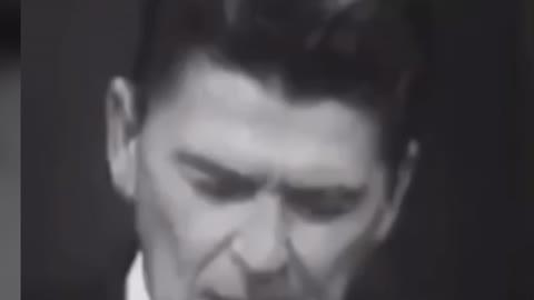 Ronald Reagan was right
