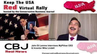 Mike Lindell, My Pillow C.E.O. shares how President Trump WILL Win Minnesota!