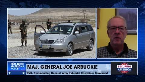 Securing America with Maj. Gen. Joe Arbuckle Pt.2 - 09.07.21