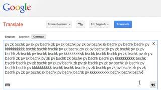 Google translate beatboxing