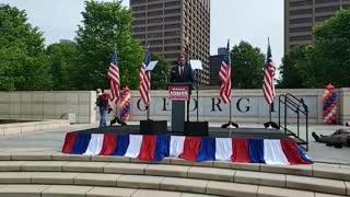 (R) Vernon Jones announces he will challenge Brian Kemp for Governor of Ga