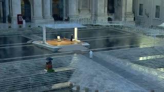 Bendición del Papa al mundo