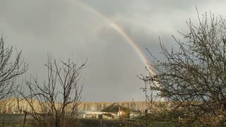 Rainbow in Russia