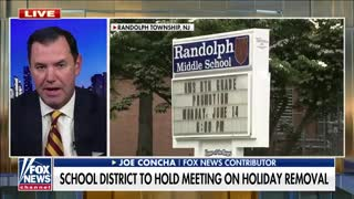 Joe Concha blasts Biden- We know why he didn't have a joint presser with Putin
