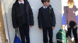 Back to School April Fools Prank