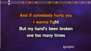 karaoke another love tom odell