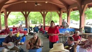 Southern Gospel singing