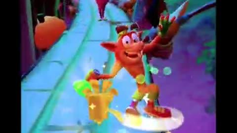 Oxide Grumbler Battle Run Gameplay - Crash Bandicoot: On The Run!