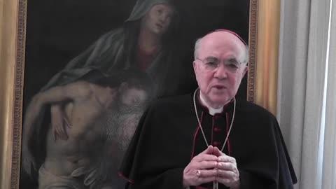 """Svelare l'inganno del Grande Reset"" del nunzio apostolico Carlo Maria Viganò"