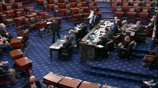 Senate Confirms Amy Coney Barrett in 52-48 Vote