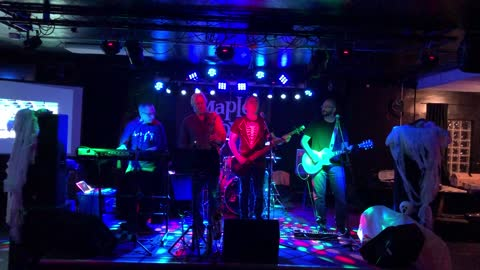 Money for Nothin (Dire Straights Cover) - Halloween Version @ Maple Grove Tavern - November 2nd 2019