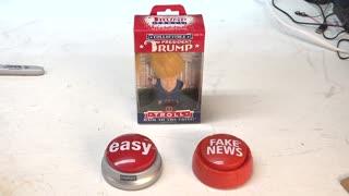 Trump Fake News Toy & Doll