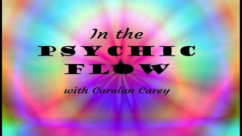 In the Psychic Flow 30Sept2021