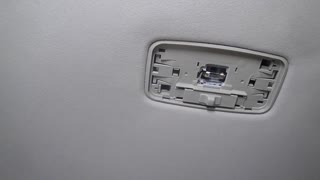 Replacing Dome Light with an LED 2007 Toyota Prius