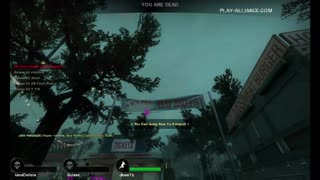 Left 4 Dead 2 Instant deaths #5 American Alliance