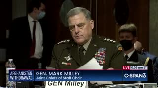 """Milley the Traitor on His Call to China: """"Critical To The Security Of The United States"""""""