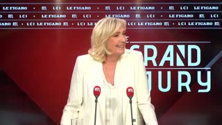 Marine Le Pen Eric Zemmour