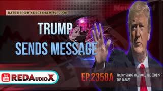 TRUMP SEND MESSAGE