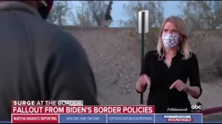 An Illegal Immigrant Admits Biden is the Reason He Crossed the Border - Internet ERUPTS