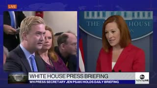 GASLIGHTER IN CHIEF Jen Psaki Says Republicans Want to Defund Police